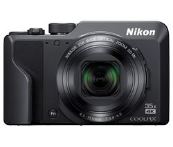 COOLPIX A1000 Superzoom Compact Camera - Black