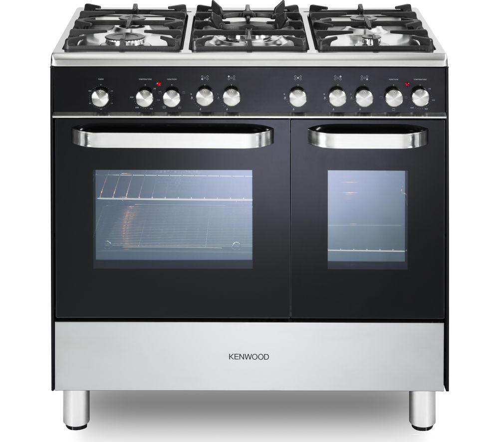 Kenwood CK405 Dual Fuel Range Cooker