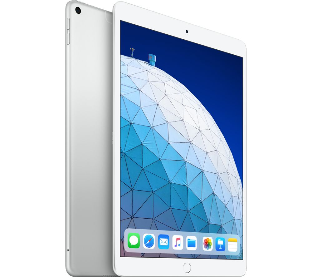 "APPLE 7.9"" iPad mini 5 Cellular (2019) - 256 GB, Silver"