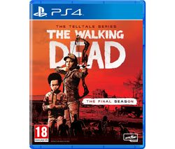 PS4 The Walking Dead: The Final Season