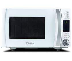 CANDY CMXW 22DW-UK Compact Solo Microwave – White