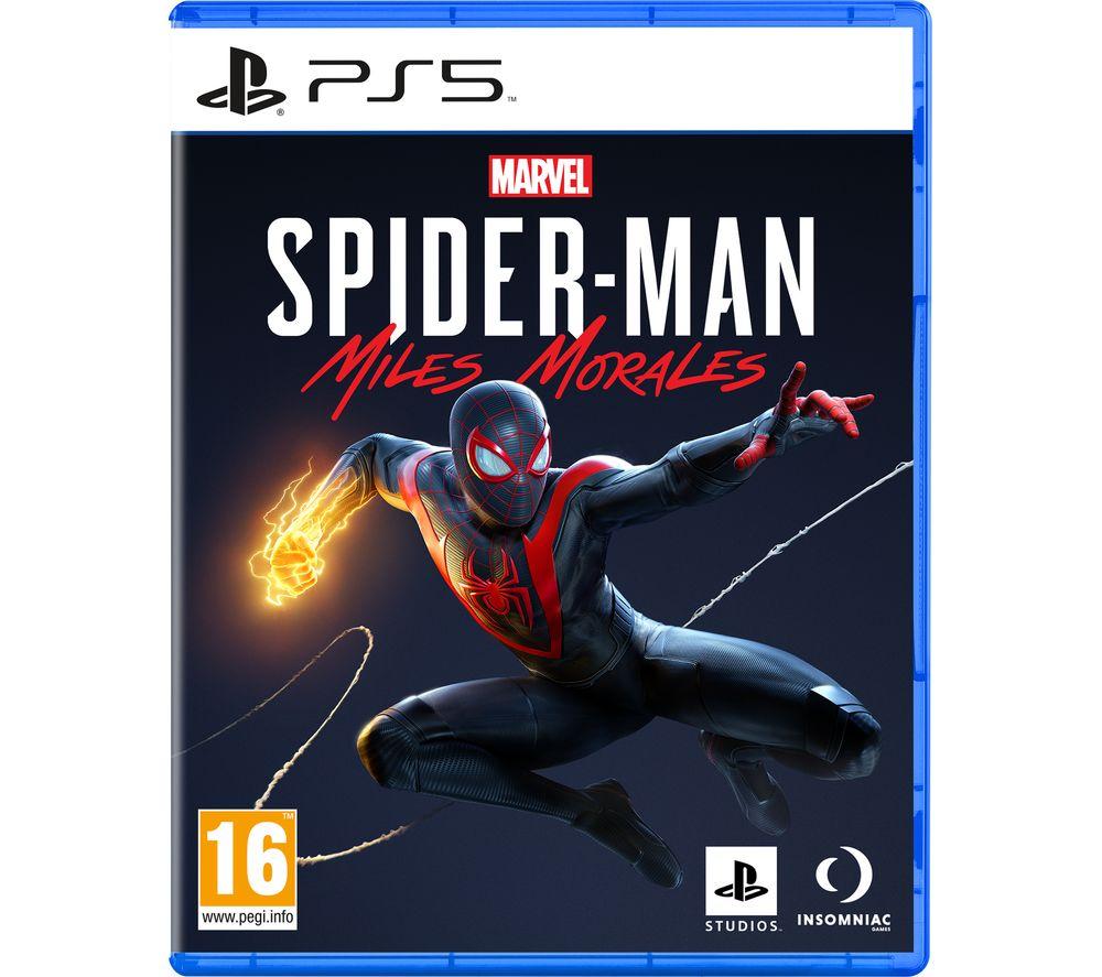 PLAYSTATION Marvel's Spider-Man: Miles Morales - PS5