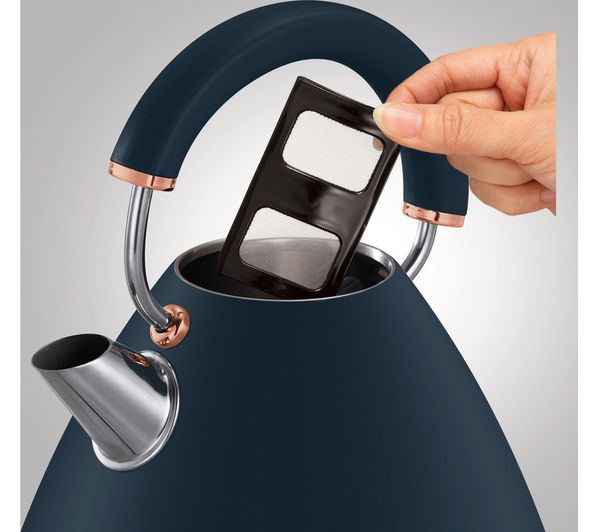 Morphy Richards Accents 102104 Bollitore Tradizionale-Nero /& Rose Gold