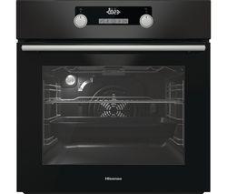 HISENSE BI5228PBUK Electric Oven - Black