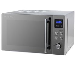 RUSSELL HOBBS RHM2086SS Solo Microwave - Stainless Steel Best Price, Cheapest Prices