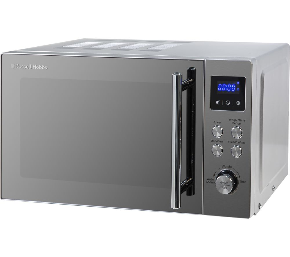 RUSSELL HOBBS RHM2086SS Solo Microwave - Stainless Steel