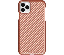 Ocean Wave iPhone 11 Pro Max Case - Coral