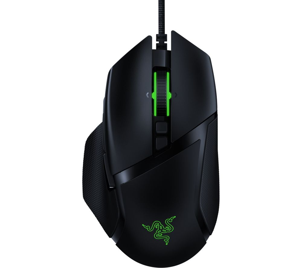 Image of RAZER Basilisk V2 Optical Gaming Mouse - Black