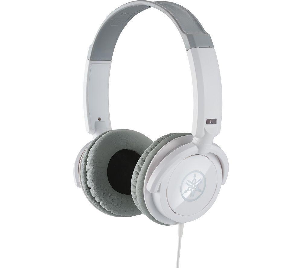 YAMAHA HPH-100WH Headphones - White