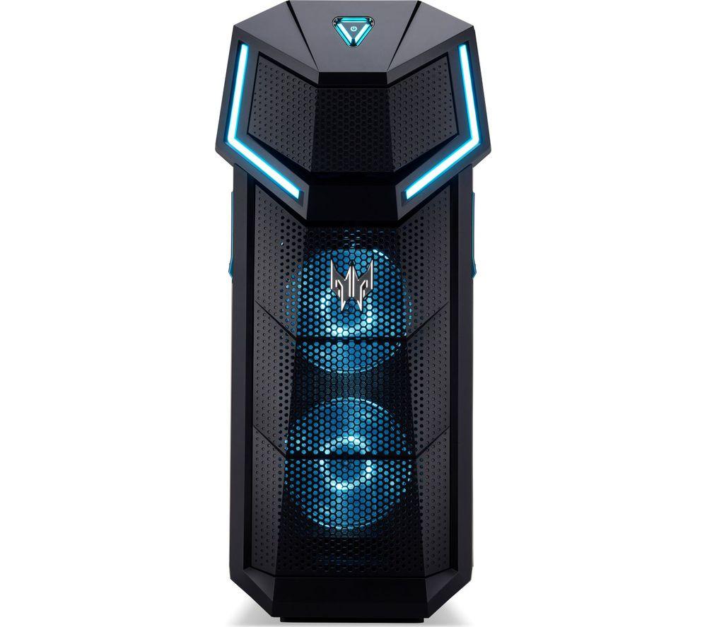 ACER Predator Orion 5000 Gaming PC - Intelu0026regCore i7, RTX 2080 Super, 1 TB HDD & 512 GB SSD