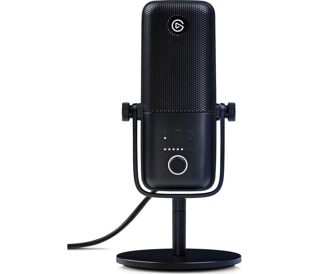 ELGATO Wave:3 Premium Microphone & Digital Mixing Solution
