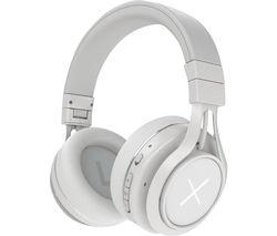 Xenon 69099-10 Wireless Bluetooth Noise-Cancelling Headphones - White
