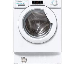 CBW 47D2E Integrated 7 kg 1400 Spin Washing Machine – White