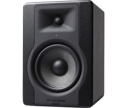 BX5 D3 Powered Studio Monitor - Black