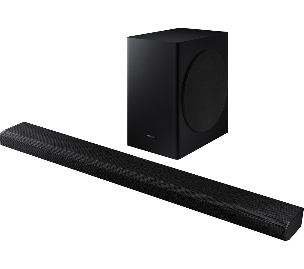 SAMSUNG HW-Q900T/XU 7.1.2 Wireless Sound Bar with Dolby Atmos & Amazon Alexa
