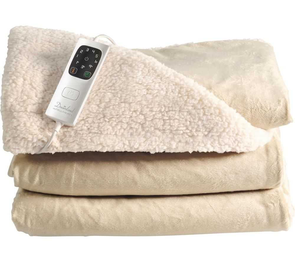 DREAMLAND 16771 Electric Overblanket - Single