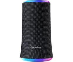 Flare 2 Portable Bluetooth Speaker - Black