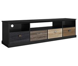 1773196PCOMUK Mercer 1829 mm TV Stand - Black