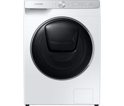 QuickDrive WD90T984DSH/S1 WiFi-enabled 9 kg Washer Dryer – White