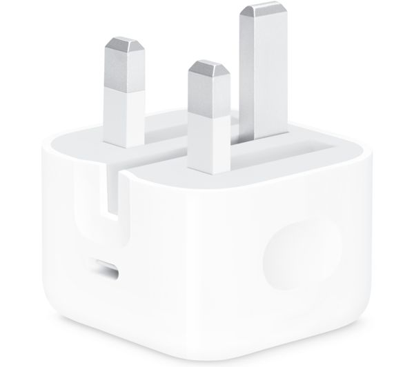 Image of APPLE 20 W USB Type-C Power Adapter