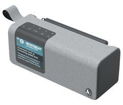DR200BT Portable DAB+/FM Bluetooth Radio - Grey