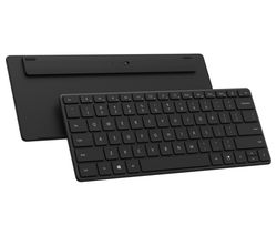 Designer Compact 21Y-00004 Wireless Keyboard - Black