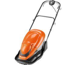 Easi Glide 360 Corded Hover Lawn Mower - Orange
