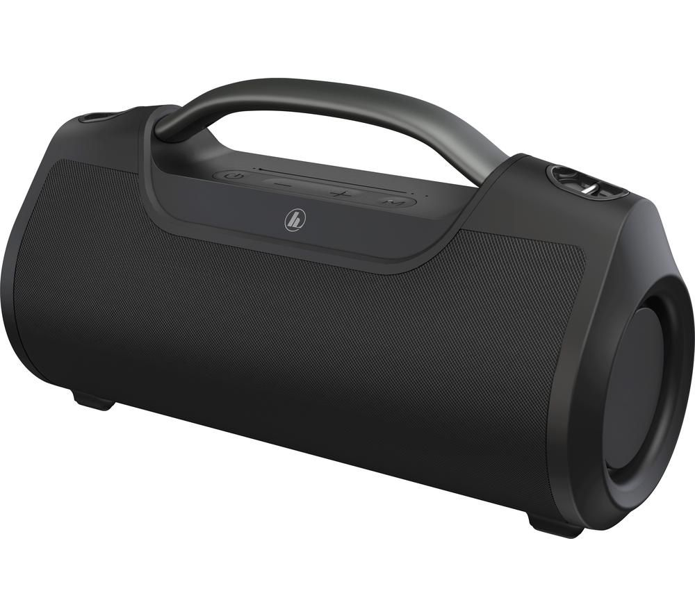HAMA SoundBarrel Portable Bluetooth Speaker - Black