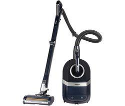 Dynamic Technology & Anti Hair Wrap CZ250UKT Cylinder Bagless Vacuum Cleaner - Blue