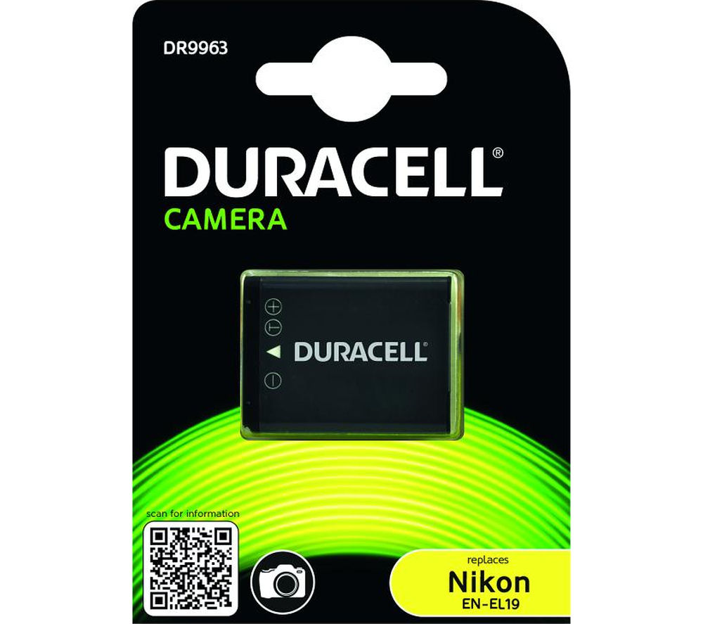 Compare retail prices of Duracell DR9963 Lithium-ion Rechargeable Camera Battery to get the best deal online