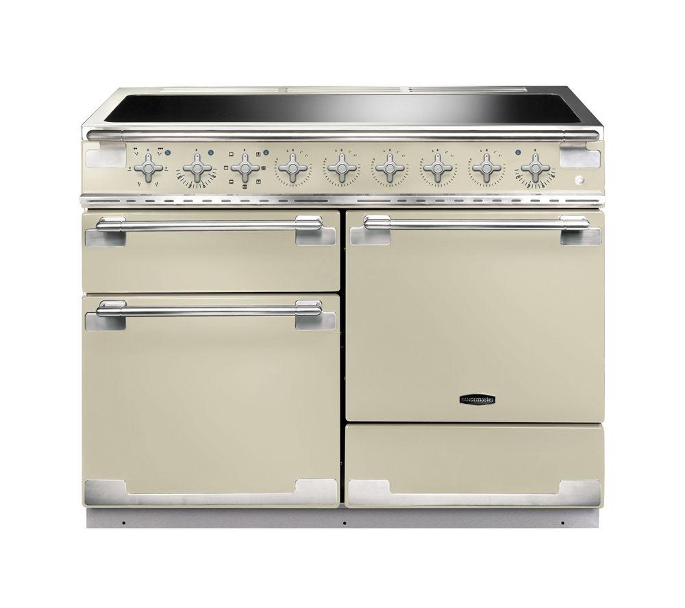 Buy RANGEMASTER Elise 110 Electric Induction Range Cooker - Cream ...