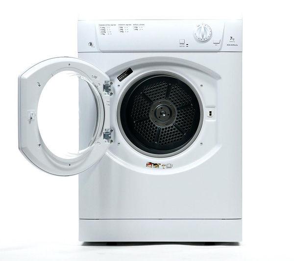 Bwe Tumble Dryer ~ Buy hotpoint aquarius tvm p vented tumble dryer white