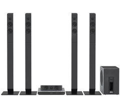 PANASONIC SC-BTT885EBS 5.1 Smart 3D Blu-ray & DVD Home Cinema System