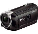 SONY HDR-PJ410B Full HD Camcorder - Black