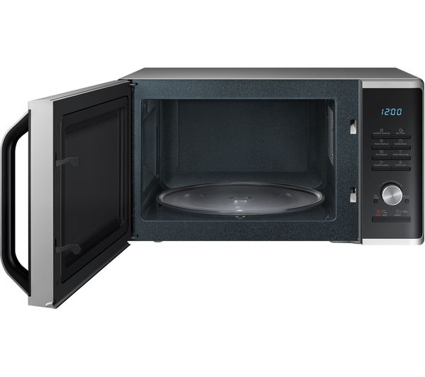 Buy Samsung Ms28j5215as Solo Microwave Silver Free