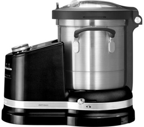 Buy Kitchenaid Artisan Cook Processor  Onyx Black  Free. Kitchen With White Cabinets And Black Appliances. Interior Design Ideas Kitchens. Top Of Kitchen Cabinet Ideas. Island Shaped Kitchen Layout. Indoor Kitchen Garden Ideas. Kitchen Cabinets Remodeling Ideas. Small Kitchen Space Design. Microwave In Kitchen Island