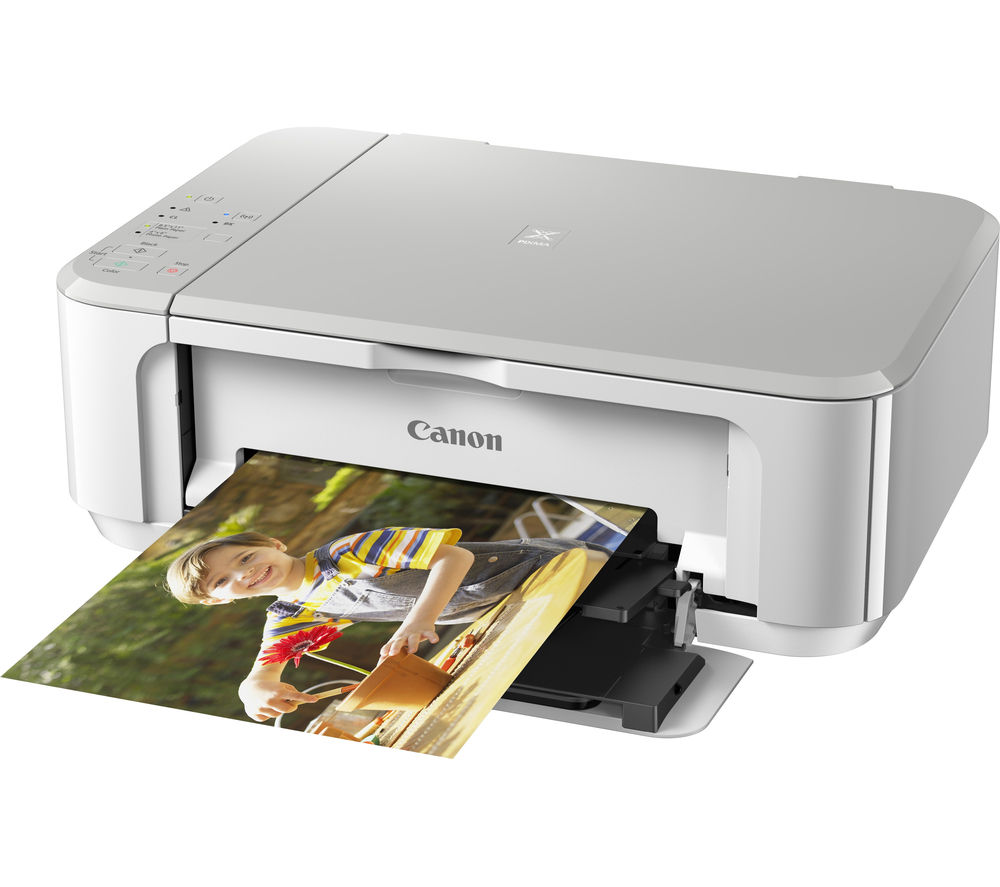 buy canon pixma mg3650 all in one wireless inkjet printer white free delivery currys. Black Bedroom Furniture Sets. Home Design Ideas