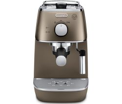 DELONGHI Distinta ECI341BZ Coffee Machine - Bronze