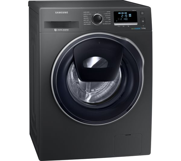 Buy Samsung Addwash Ww90k6414qx Eu Washing Machine