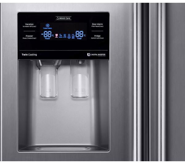 samsung american fridge freezer plumbing instructions