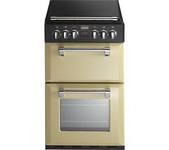 STOVES Richmond 550E Electric Cooker - Champagne