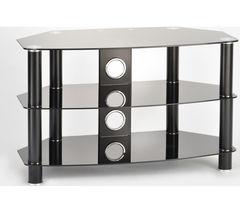TTAP Vantage 1200 TV Stand - Black