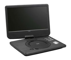 LOGIK L10SPDVD17 Portable DVD Player - Black