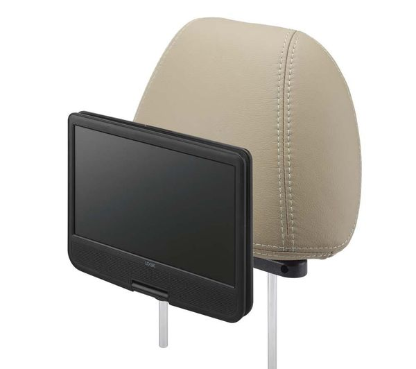 buy logik l10spdvd17 portable dvd player black free. Black Bedroom Furniture Sets. Home Design Ideas
