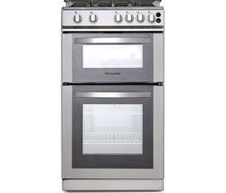 MONTPELLIER MDG500LS 50 cm Gas Cooker - Silver