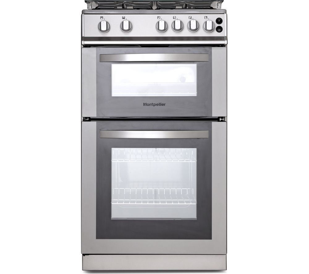 Compare retail prices of Montpellier MDG500LS 50cm Gas Cooker to get the best deal online