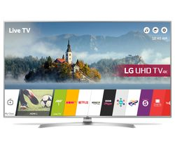 "LG 43UJ701V 43"" Smart 4K Ultra HD HDR LED TV"