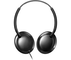 PHILIPS SHL4405BK Headphones - Black
