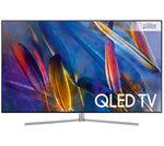 """SAMSUNG QE75Q7FAM 75"""" Smart 4K Ultra HD HDR QLED TV"""