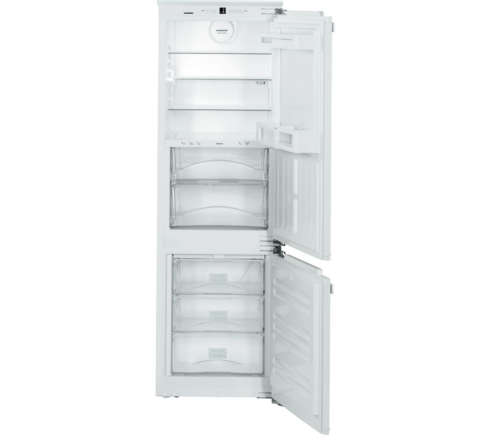 Compare retail prices of Liebherr ICBN3324 Integrated 60-40 Fridge Freezer to get the best deal online